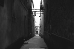 - (Immacolata Melillo Photography) Tags: street alley santagata de goti italy italia benevento city black white bw monochrome
