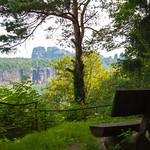 Blick von der kleinen Bastei thumbnail