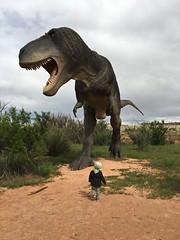 Moab Giants (smilingchris1405) Tags: usa united states america green river moab utah canyonlands national park colorado islands sky giants stegosaurus diplotocus ankylosaurus allosaurus velociraptor ovirapro t rex tyrannosaurus triceratops parasaurolophus