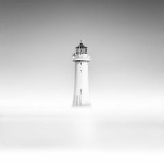Isolation (paulantony2) Tags: sea seascape blackandwhite longexposure lighthouse