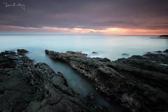 Tranquil (Randi Ang) Tags: kaprusan senggigi lombok indonesia landscape seascape photography sunset cloudy scenery long exposure longexposure randi ang fuji fujifilm xt10