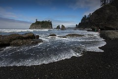 Ruby Beach 1 (1 of 1) (DavidGuscottPhotography) Tags: washington stacks