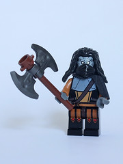 Purist (11inthewoods) Tags: lego lotr lordoftherings minifig
