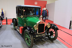Wolseley Doctor's Coup 1922 (fangio678) Tags: retromobile 04 02 2016 paris voituresanciennes voiture collection cars classic coche oldtimer youngtimer wolseley doctors coup 1922 anglaise julia