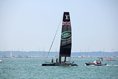 Americas Cup World Series (Portsmouth) (Rob_Pennycook) Tags: americascup redarrows solent yacht yachtrace racing aircraft hawk aerobatics louisvuitton worldseries portsmouth