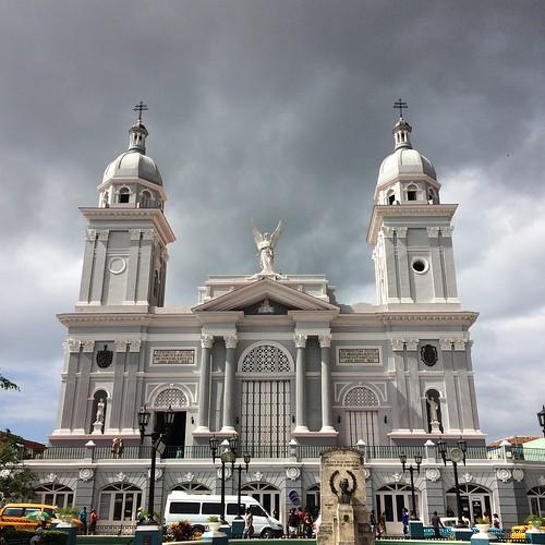 SANTIAGO DE CUBA. Catedral.