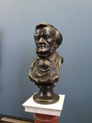 Buste de Richard Wagner - Alte Nationalgalerie Berlin - Allemagne (richard.wagner.esprit.escalier) Tags: buste richard wagner lorenz gedon alte nationalgalerie berlin