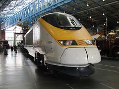 York: National Railway Museum (Yorkshire) (michaelday_bath) Tags: york eurostar nationalrailwaymuseum