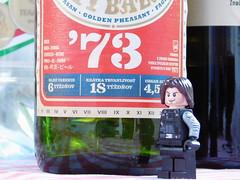 What happened in 73rd? (kelko585) Tags: afol minifigure minifig marvel winte soldier bucky lego