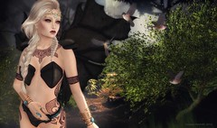 The Forest Fairy (Preview FGC) (susannedrechsler (susannedrechsler.wordpress.com)) Tags: theplastik rezology lorien