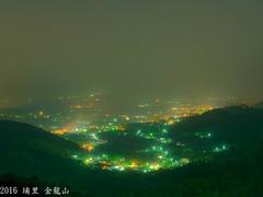 (stevenking9987) Tags: nikon d5300 landscape photography longexposure sigma color fog  taiwan     cloudy mountain summer natur sky night view clouds tree orange green blue art light