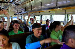Bus Dance Party! (Calley Piland) Tags: guatemala patulup mission stoves cheyenneumc vimguatemala vim methodist umvim umc danceparty busdanceparty xelatours