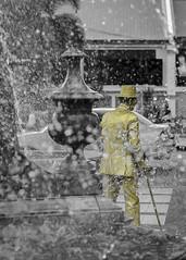 Life / 生活 (Ah Wei (Lung Wei)) Tags: thestadthuysofmalacca redsquare malacca melaka malaysia stadthuys townhall ahweilungwei nikon nikond7000 nikon50mmf18 50mmf18 streetsnap street blackandwhite monochrome gold portrait people streetshop 马六甲 马来西亚 红屋 街头 街拍 为了吃饭 生活 马六甲荷兰红屋 荷兰红屋 黑白 单色 life