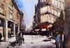 calle mayor_ palencia (sergiotorre) Tags: palencia calle mayor luz sombra acuarela watercolor watercolour