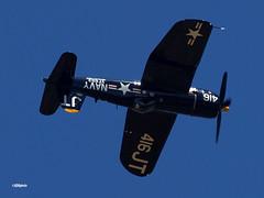 160410_15_LC_JimTobul (AgentADQ) Tags: jim tobul vought f4u4 corsair korean war hero gateway florida air show lake city 2016 warbird airplane navy fighter plane