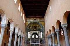 Baslica Eufrsica / Porec (9) / Istria / Croacia (Ull mgic) Tags: porec istria croacia croatia esglsia iglesia baslica edifici fuji xt1