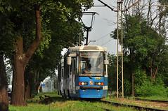Konstal 105NaWr #2342+2341 MPK Wrocaw (3x105Na) Tags: konstal 105nawr 23422341 mpk wrocaw mpkwrocaw tramwaj tram strassenbahn polska poland polen
