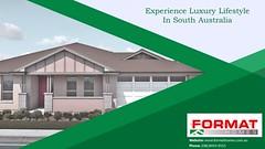 FormatHomes - Display Village, Springwood & Lightsview (formathomesbuilder) Tags: formathomes display homes australia design construction