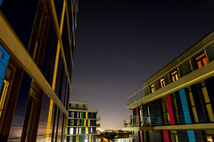 First try for night photo (csaba.kollar) Tags: london wembley light pollution