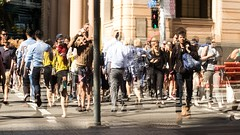Brisbane City Street-9391 (Craig Stewart Photographs) Tags: brisbane brisbanecity cbd craigstewartphotographer destress fun people queenstreet queenstreetmall