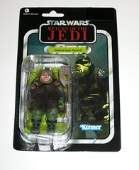 VC21 gamorrean guard star wars the vintage collection star wars return of the jedi mosc a (tjparkside) Tags: vc21 gamorrean guard star wars vintage collection return jedi mosc tvc vc hasbro basic action figure figures ep episode jabba hutt hutts palace desert skiff tatooine rotj vi six 6 2010 battle axe axes vibrolance removable helmet belt belts fur furry loincloth teeth pig nose 21