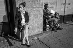 Fashion  Ave. (Roy Savoy) Tags: october digital streetphotography street monochrome noireblanc city bw blackandwhite roysavoy nyc newyorkcity newyork blacknwhite streets streettog streetogs ricoh gr2 candid flickr explore candids photography streetphotographer 28mm nycstreetphotography gothamist tog mono flickriver snap monochromatic blancoynegro