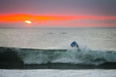 Sunset invert (fs.photovideo) Tags: sport sports sunset bodyboard air sea ocean sun nazar thenazarpro praiadonorte nortebeach beach northbeach wave nature