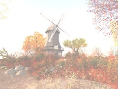 The Mill (sunshineacid@ymail.com) Tags: nature secondlife mill autumn