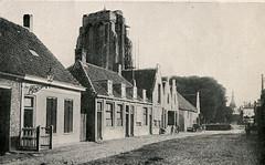 1937 Zierikzee (Steenvoorde Leen - 2.3 ml views) Tags: 1937 zeeland zierikzee architectura weekblad architectuur schetsexcursie stlievens monster toren
