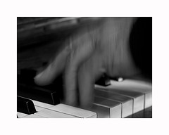 2-piano (Roberto Gramignoli) Tags: blackandwite bw piano pianoforte suonare playintrumet play mano mani hand hands