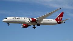 "Virgin Atlantic Airways 787-900 Dreamliner  (G-VCRU) ""Olivia-Rae"" LAX Approach 2 (hsckcwong) Tags: virginatlanticairways virginatlantic 787900 7879 787 dreamliner gvcru lax oliviarae"