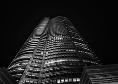 Roppongi Hills (Greg Tokyo) Tags: japan roppongi tokyo tower mori bw 2016 6d
