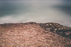 alga scoglio mare with love of course. (Giovanni Convertino (shako)) Tags: ndfilter seascape sea mare lungaesposizione longexposure