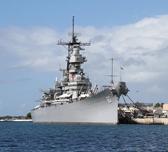 USS Missouri 1 (ahisgett) Tags: hawaii honolulu pearl harbor