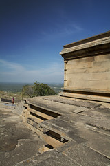 Temples of Vindyagiri (Vamshi Krishna S) Tags: hassan jain bahubali jainism shravanabelagola hirisave gommateshwara vindhyagiri gangadynasty vindyagiri chandrangiri