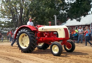 Cockshutt Deluxe Tractor.