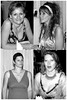 Wedding Guests (nikon_13) Tags: nipple nipples breast buxom chest tits boobs cleavage breasts bride wedding girls guests cake celebrate black white montage