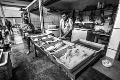 Mercado Público de Jijoca de Jericoacoara (felipe sahd) Tags: city cidade brasil noiretblanc ceará mercadopúblico 123bw jijocadejericoacoara