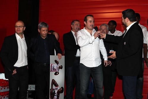 Après Match - JL Bourg / JDA Dijon - ©Vincent Janiaud