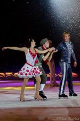 Johnny Weir,Evgeni Plushenko,Irina Slutskaya (Elena Vasileva /  ) Tags: figureskating iceshow johnnyweir thesnowking