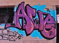 DSC_5785 (rob dunalewicz) Tags: atlanta abandoned graffiti awesome tags awe tci urbex 2015 ebf awe2 aweii