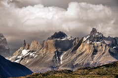 676 Torres del Paine (Docaron) Tags: chile patagonia chili andes torresdelpaine patagonie cordilleradelosandes cordillèredesandes dominiquecaron