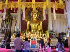 Chiang Mai, Thailand (east med wanderer) Tags: thailand temple buddhist religion buddhism chiangmai wat watphrasingh worldtrekker