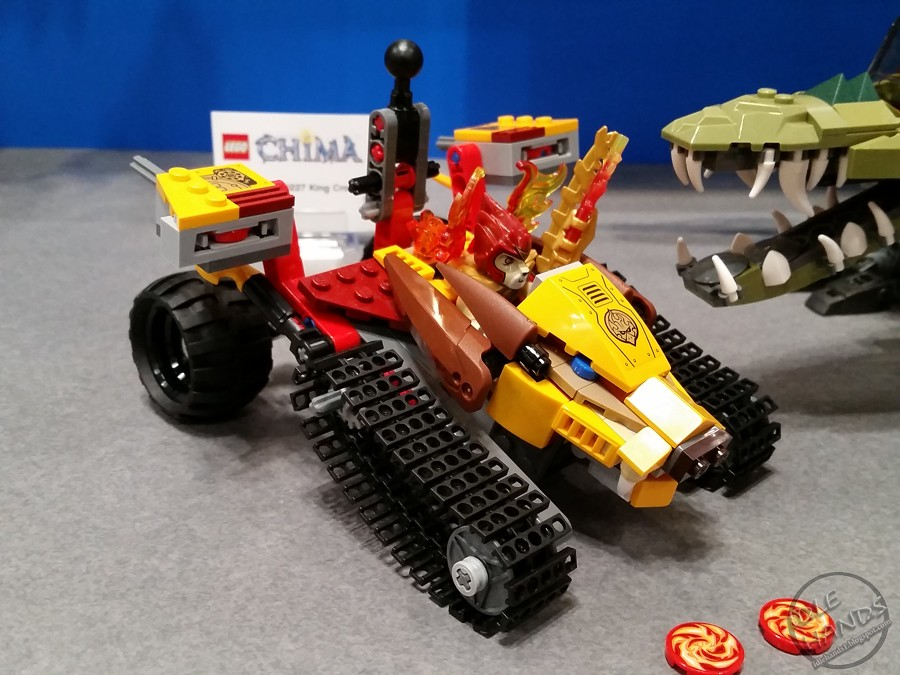 lego chima 70002 instructions