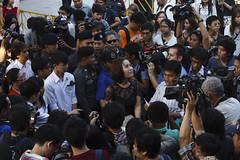 20150214-เลือกตั้งที่ลัก -07 (Sora_Wong69) Tags: people thailand bangkok protest police liberalism activist politic assembly coupdetat nonviolenceaction supportelection