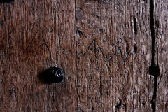 Witch Marks (Evil Cheese Scientist) Tags: castle scotland december witch stirling marks 2014