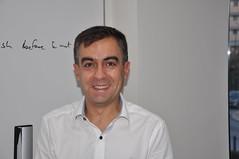 Ali Edalat - Jefe Dpto. Inglés
