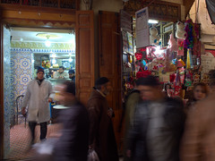 Streets of Fes (Sergiy Matusevych) Tags: africa street people shop travels market morocco fez medina souq fes olympus1240mmf28