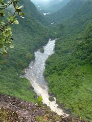 Potaro River Below the Falls