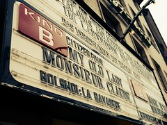 old school movies (frontlefteye.com) Tags: movie theater add